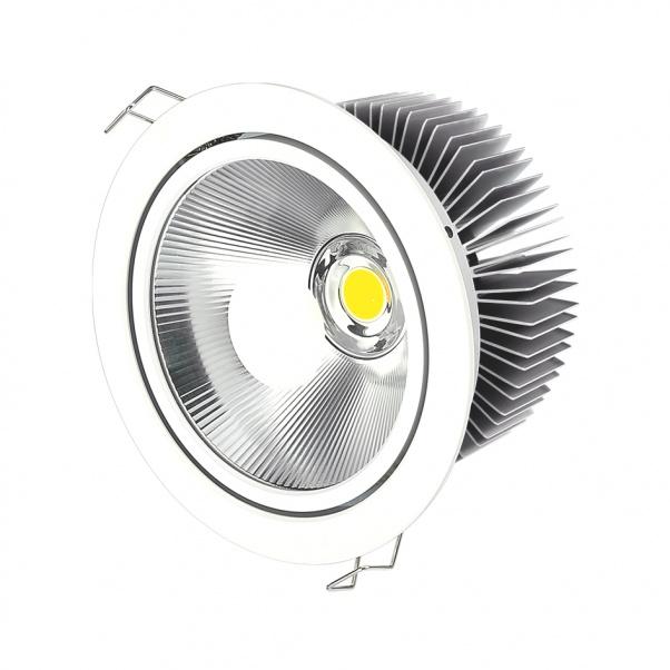 COB bas de la lumière, de la valeur dans la lumière superbe, lumière grille vers le bas, COB usine dans la lumière, Lumière LED Down
