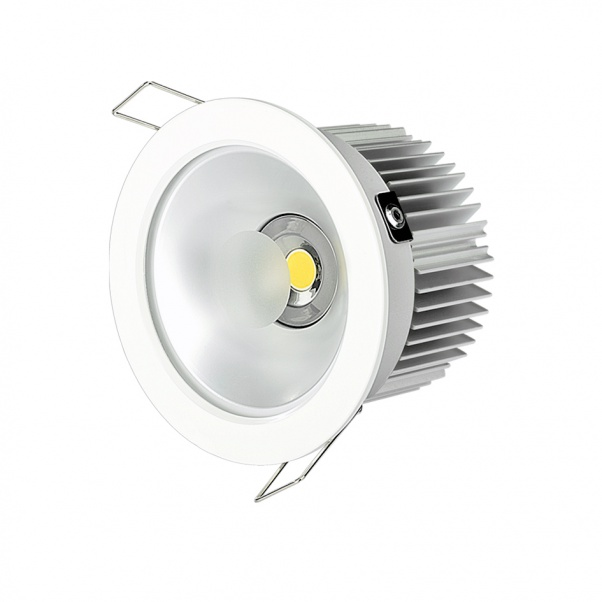 COB Down Light, COB conduit luminaires, éclairage Led Cabinet, Cabinet Led, Super valeur dans la lumière