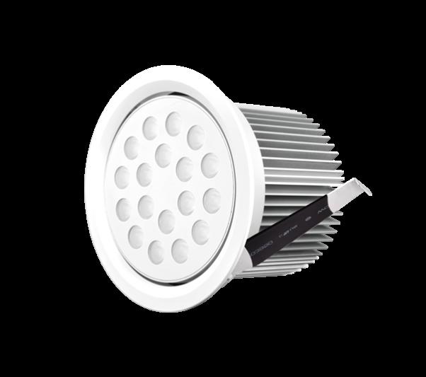 Spots fabrication, usine de spot LED, usine de lumière Spot, dans la lumière, éclairage de plafond