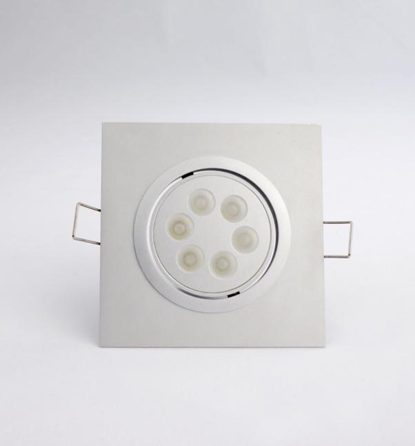Grille Down Light, grille feux vers le bas, la grille en bas fabricant de lumière, Deux têtes vers le bas la lumière, Led Grille bas de la lumière