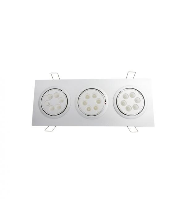 Grille bas usine lumière, LED grille dans la lumière, Grille bas fabricant de la lumière, de la lumière vers le bas, Deux têtes vers le bas lumière