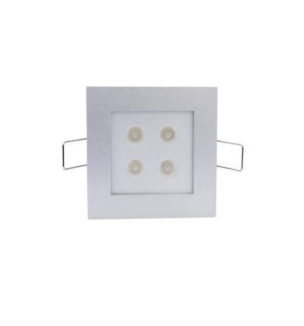 Grille LED s'allument vers le bas, la grille en bas des lumières, double tête baissée lumière, de la lumière vers le bas, vers le bas de grille usine de lumière