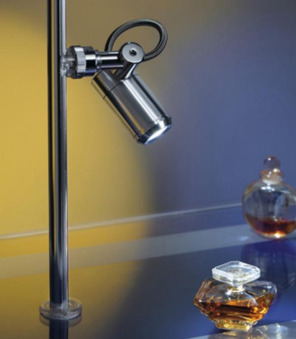 Mini lumière vers le bas, Mini fenêtre afficher le bas de lumière, éclairage afficher dans la lumière, LED lumière du cabinet de plafond, lumière de voie de LED pour l'affichage