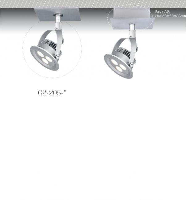 Approvisionnement dans la lumière de puissance intégré, la valeur vers le bas Super léger, Grille lumière vers le bas, de lumière en plastique vers le bas, en aluminium dans la lumière