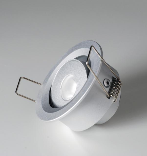 Spot Light, spots à LED, la lumière au plafond, l'usine de Spot, la lumière vers le bas