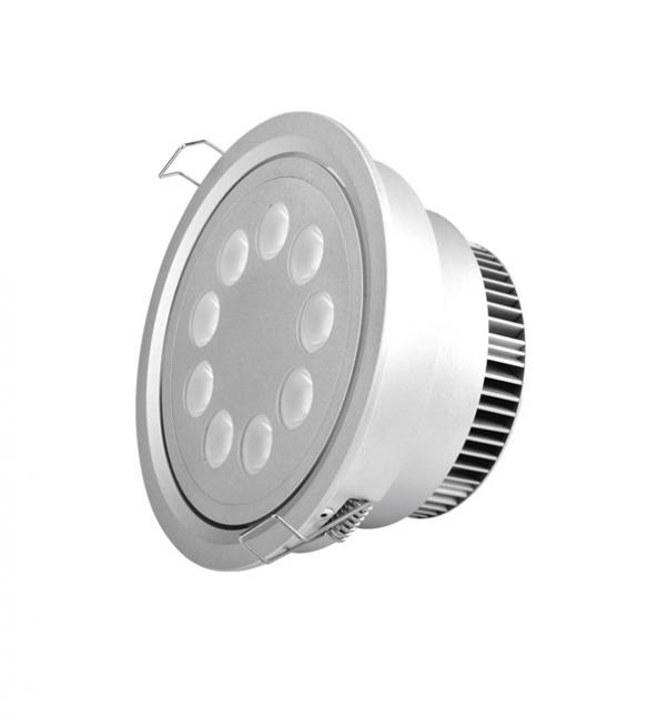 Repérer dans la lumière, la lumière au plafond, la lumière vers le bas, Spot, projecteurs LED